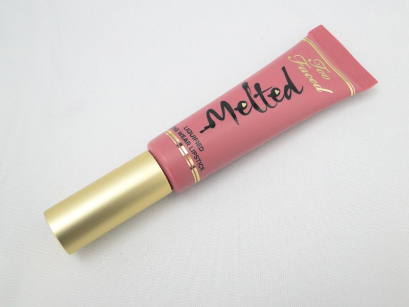 Too faced Lipstick liquid melted chichuahua3