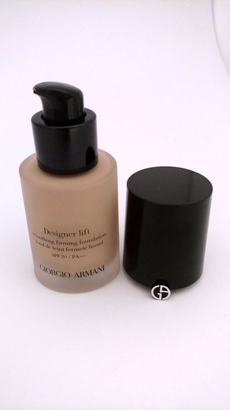 Armani Designer Lift Founadtion 2