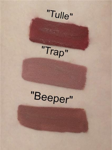 Colour Pop Ultra Matte Lipsticks 1
